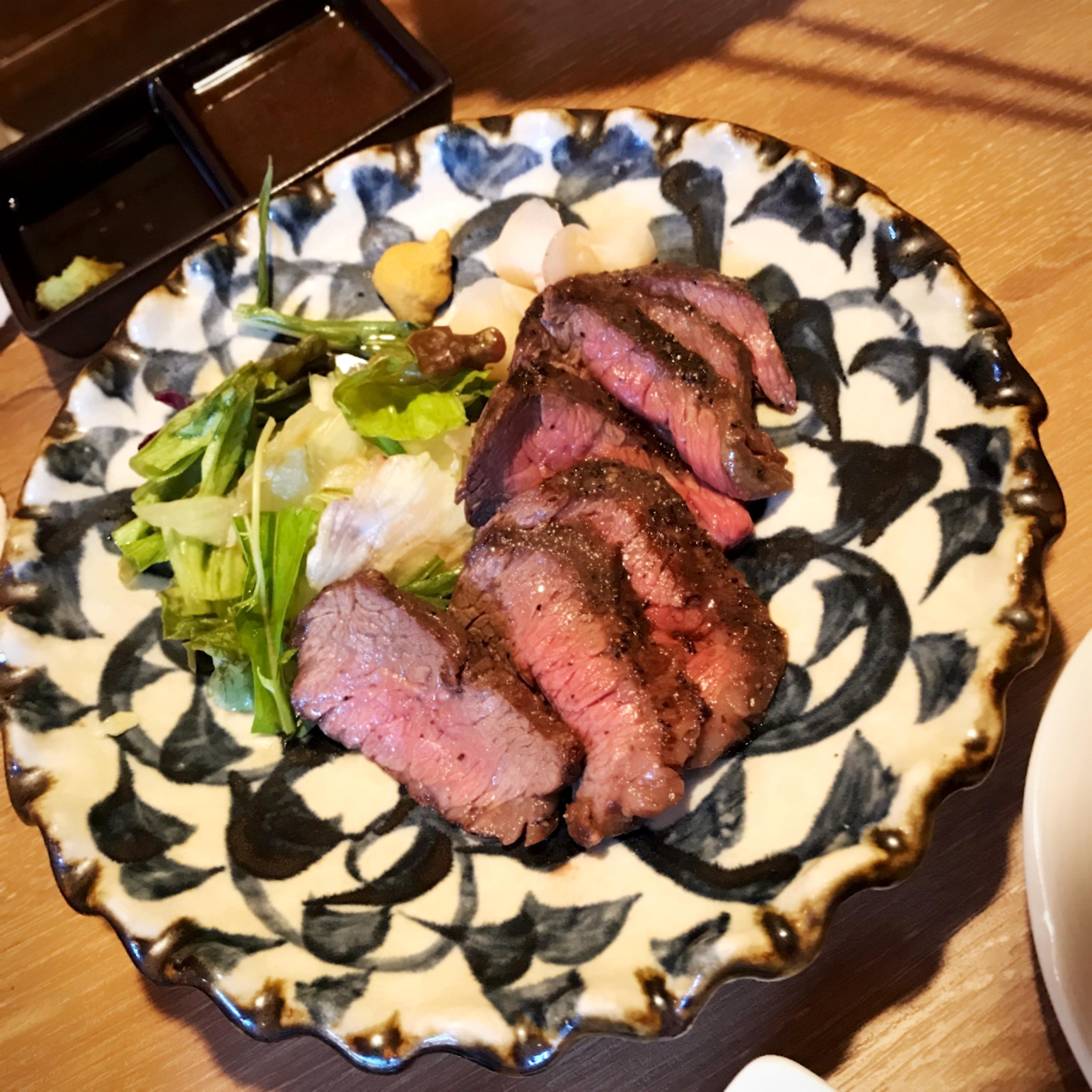 【肉割烹バルって‥‥?!】 京都で食べる肉料理\( ・ω・)/_1_2