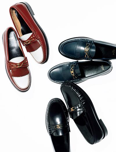 戸野塚さんセレクトのセリーヌの靴