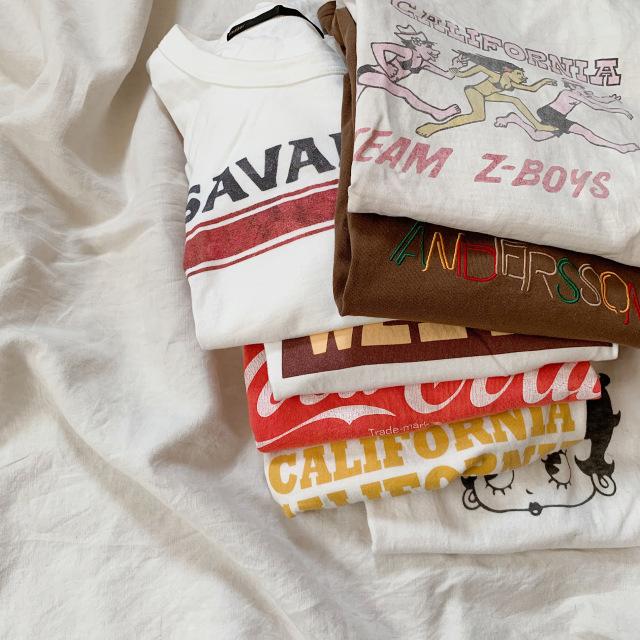 40代にベストなロゴTシャツとは? 大人に似合う夏の最旬ロゴTシャツコーデまとめ|美女組Pick up!_1_24