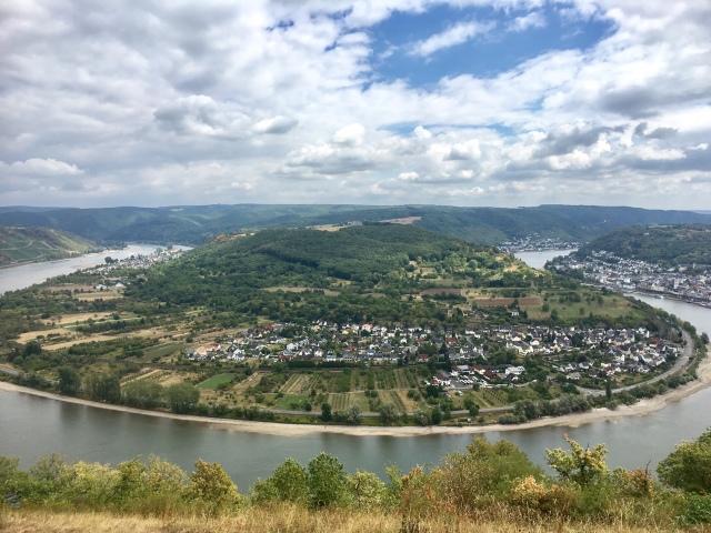 夏休み旅行 day2:ドイツ ライン川上り_1_2-3