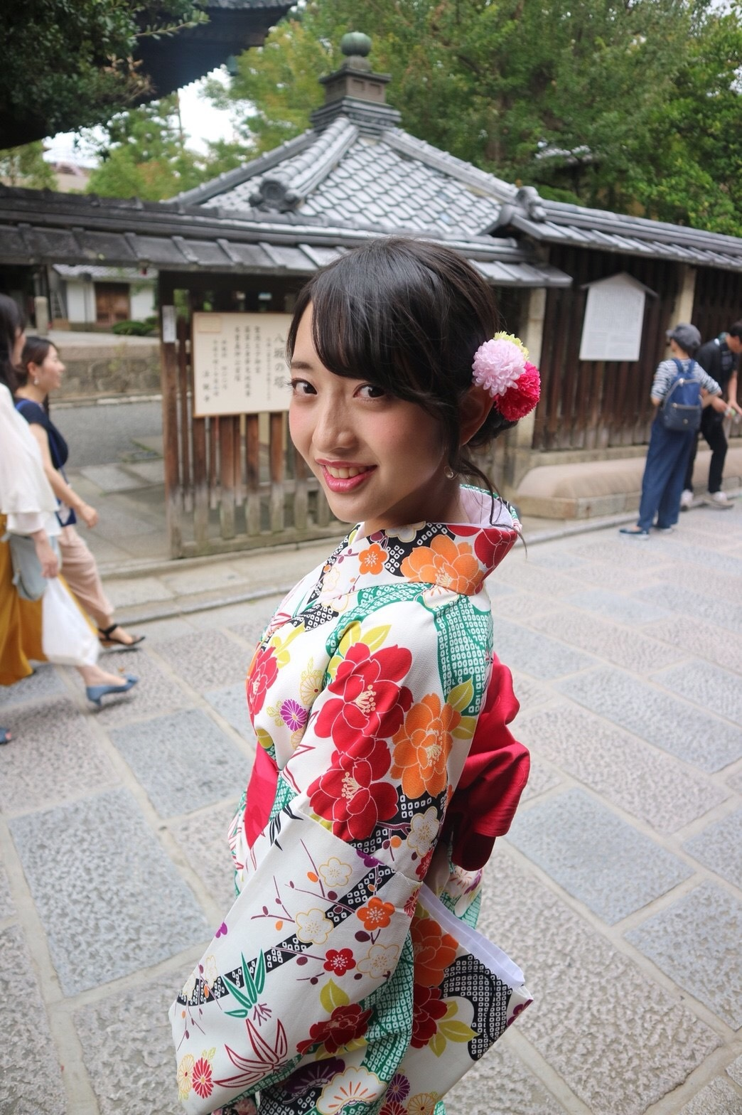 着物で巡る♡京都ちょっと穴場スポット♡_1_9
