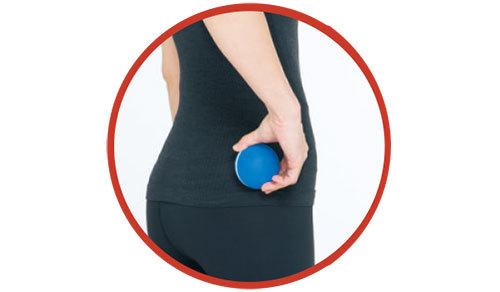 <ひっこめ!腹肉・腰肉>Step1筋膜をほぐして、外側の筋肉を緩める・下半身編_1_4