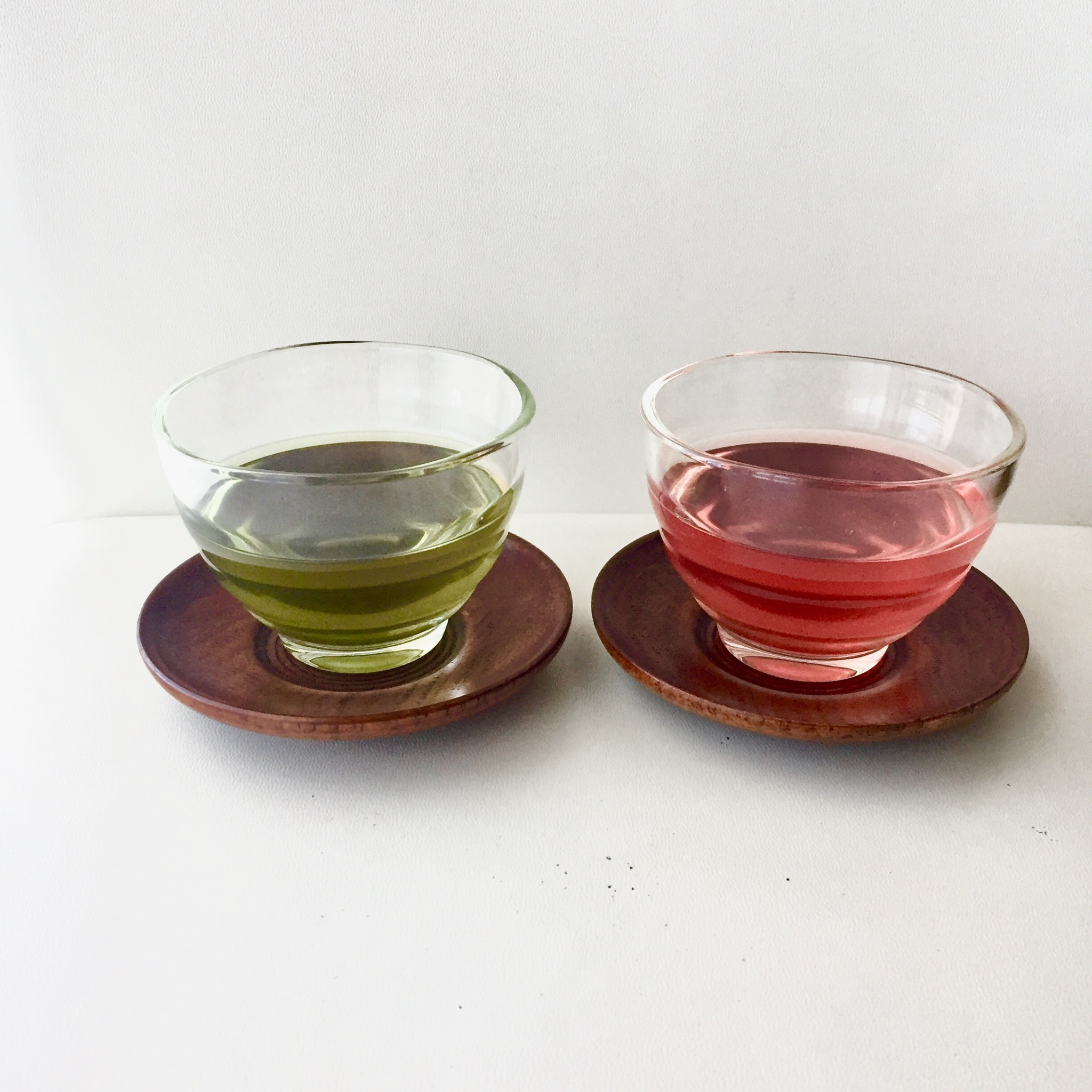 バレンタインにも♡赤い日本茶_1_1