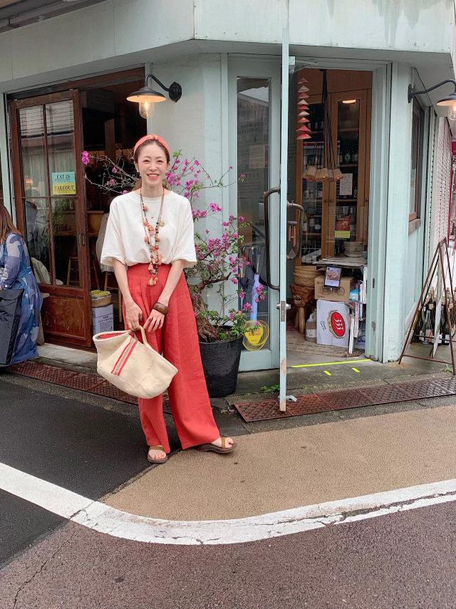 Fumikoファッション