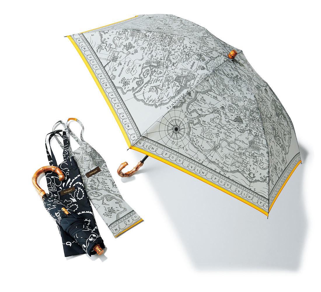 マニプリの晴雨兼用折りたたみ傘