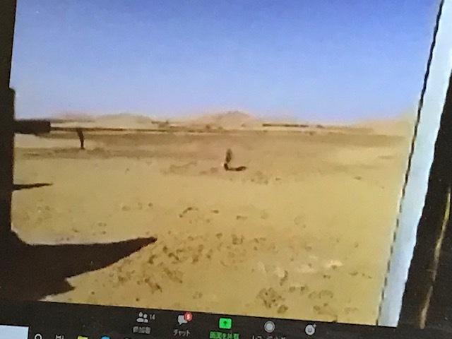 サハラ砂漠〜Zoomでつながったモロッコ料理レッスン♪_1_6-1