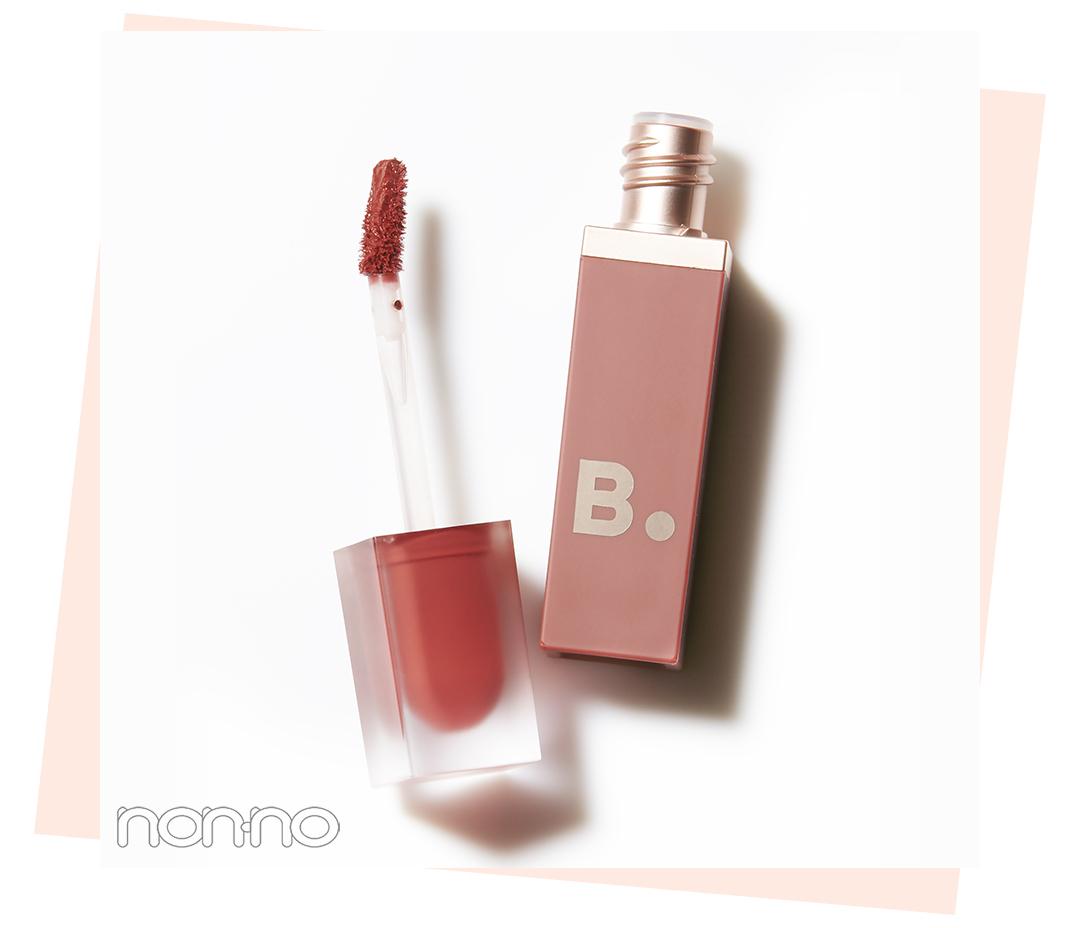 『banila co.』の赤みブラウンリップ