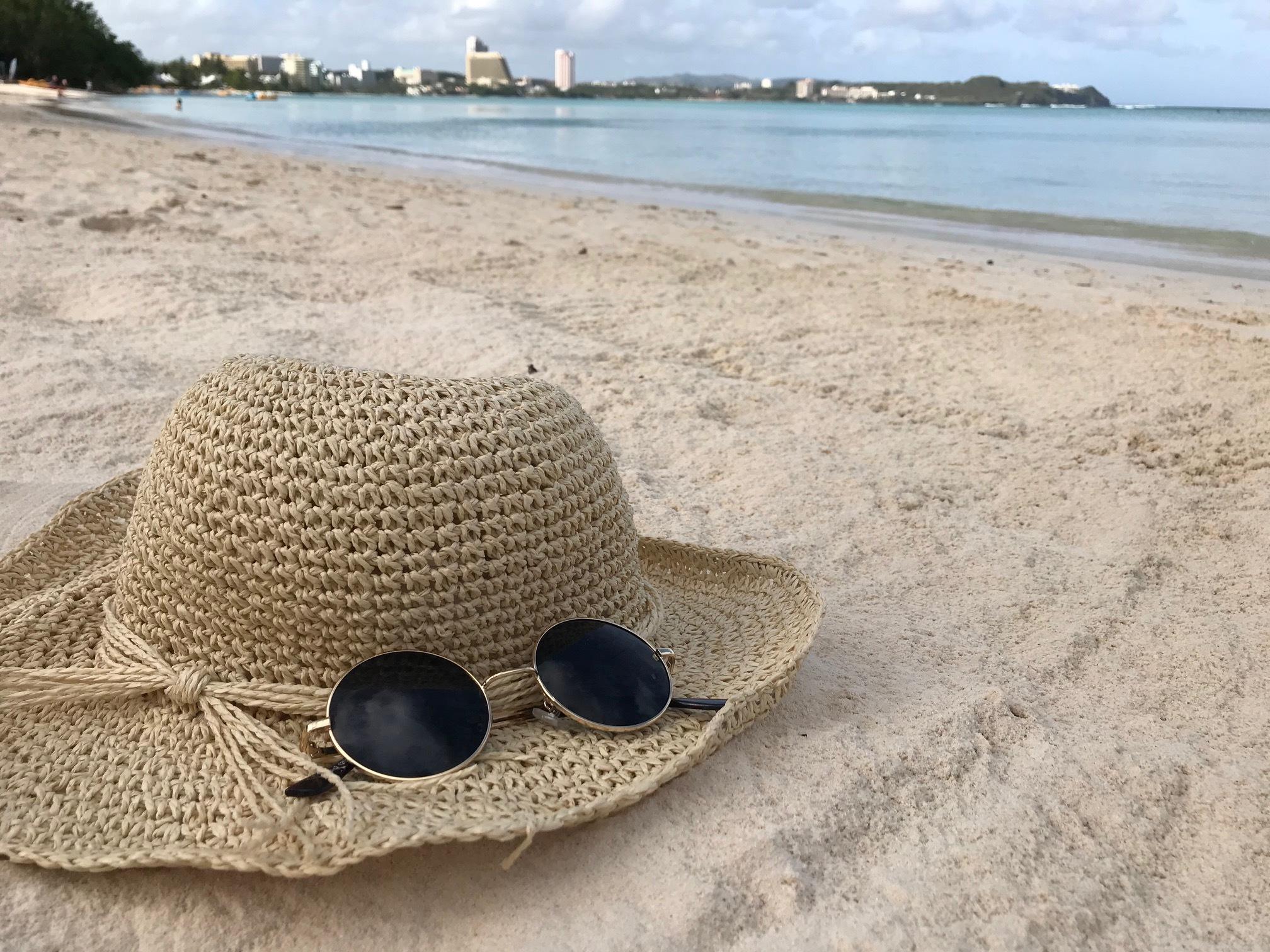 【グアム旅行④】3日目❁映えを狙うならやっぱりビーチ!_1_5