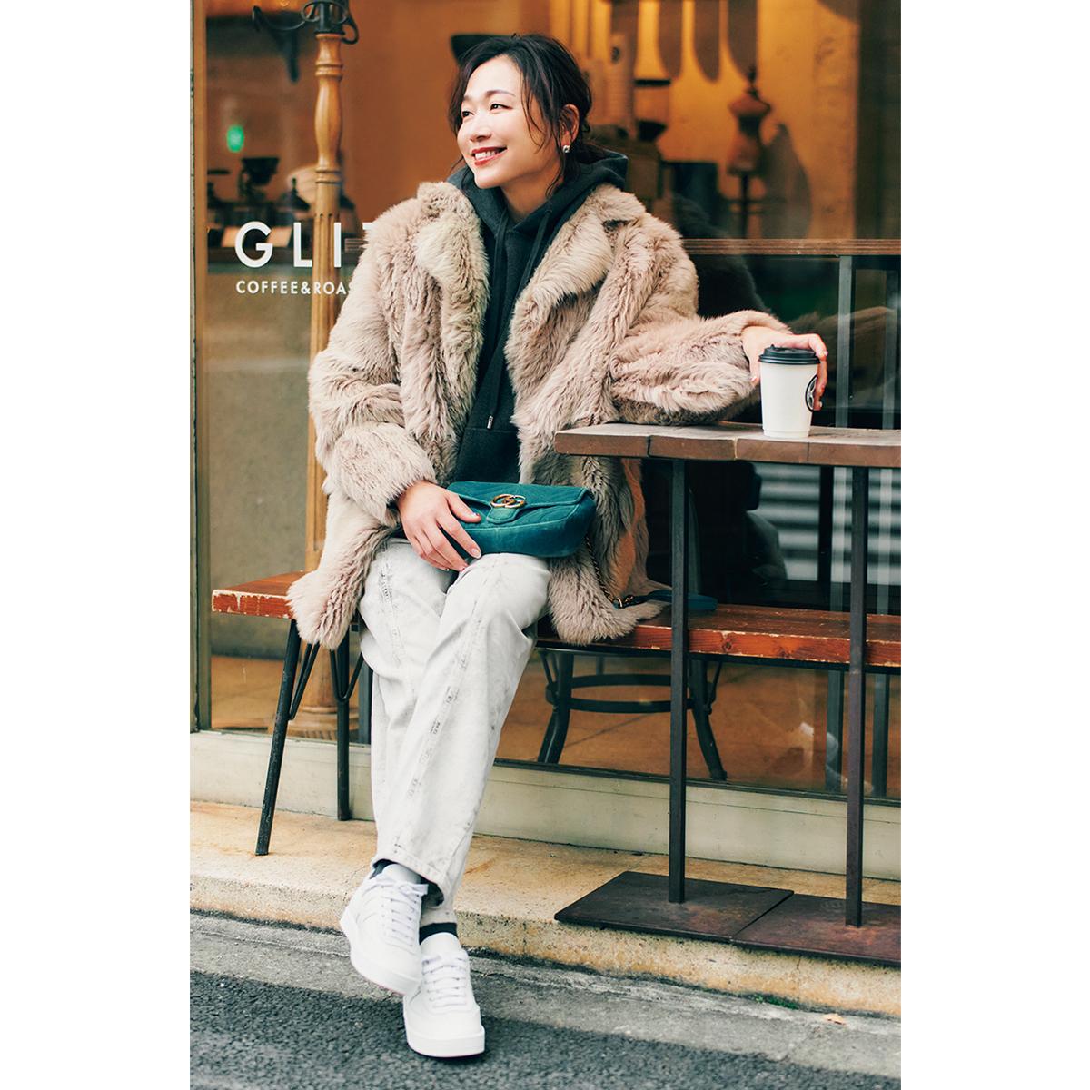 キャリア女性のON&OFFスタイル3_3
