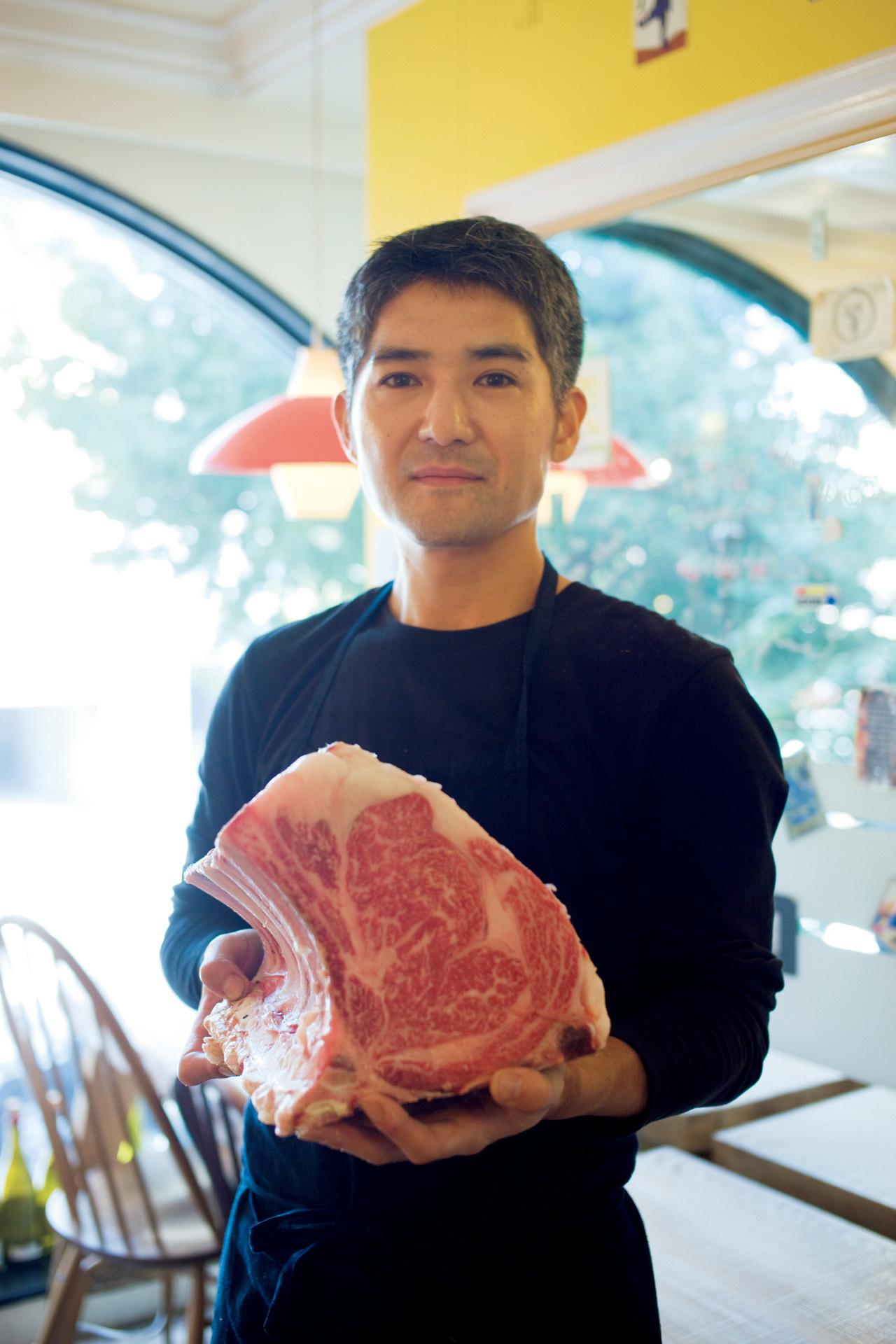 パリの名店の仕事を受け継ぐ 肉職人のステーキ ル・キャトーズィエム_1_4-2