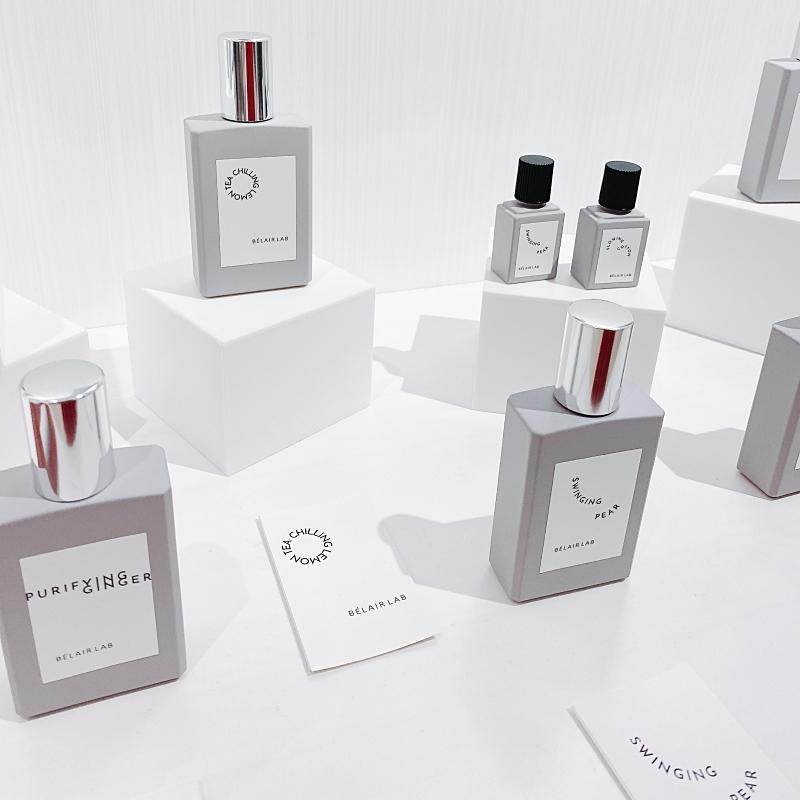 ロートのべレアラボはルームフレグランススプレーとフレグランスオイルを13種の香りで発売