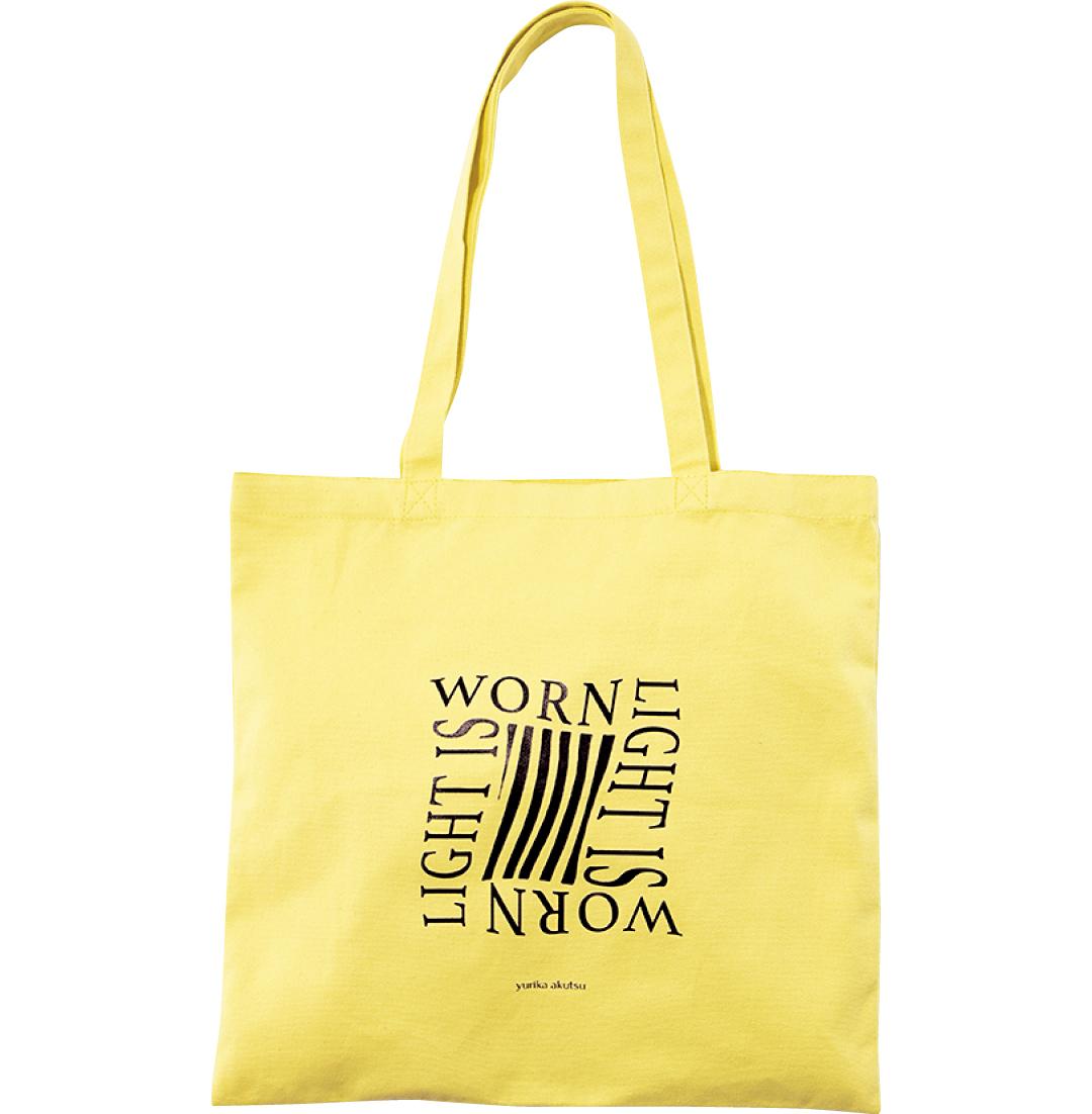 yurika akutsuのカラートートバッグ
