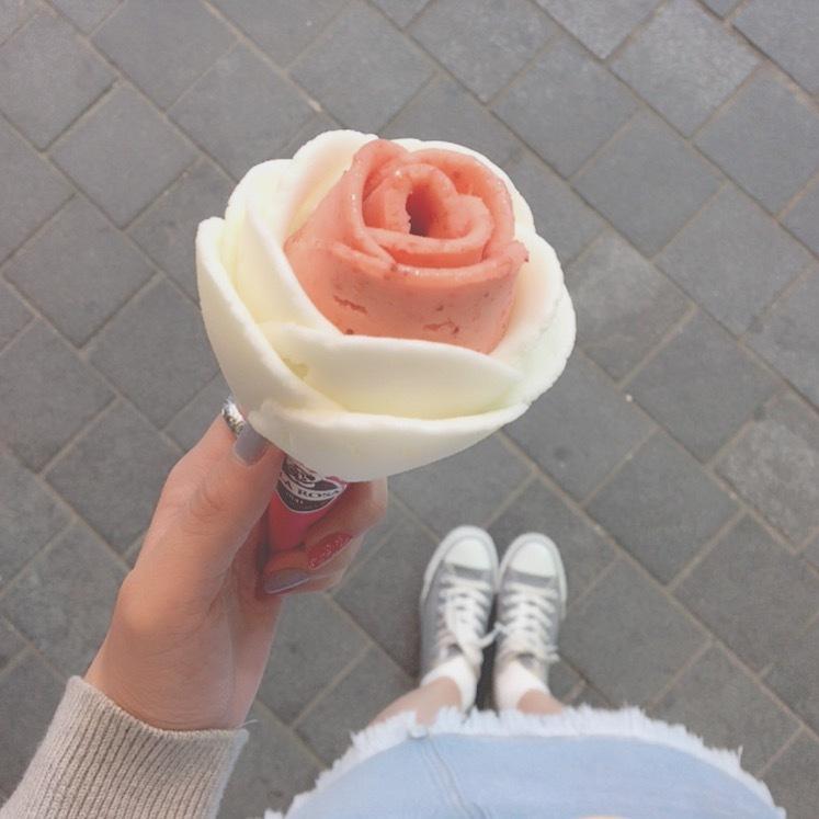 韓国で食べたアイス3選!!!_1_1