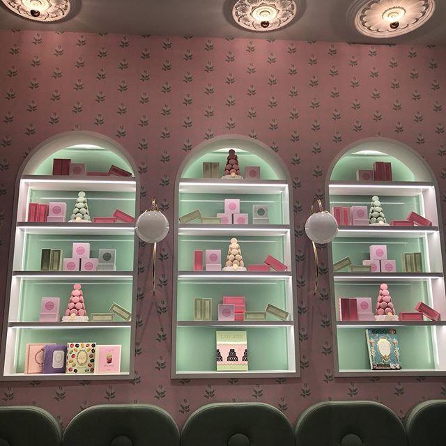 大人におすすめのカフェ&ショップ「ラデュレ渋谷松濤店」が本日オープン!色彩豊かな空間を楽しんで_1_6
