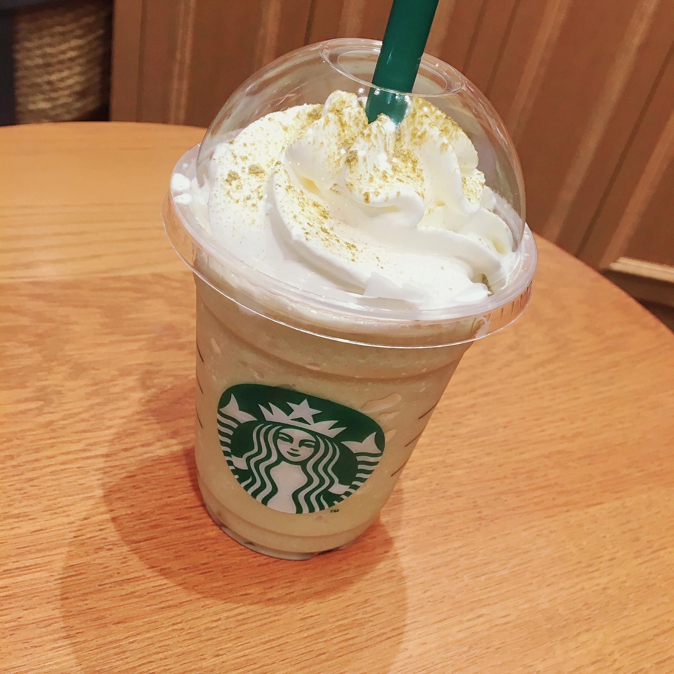 スタバの新作フラペチーノ♡_1_2