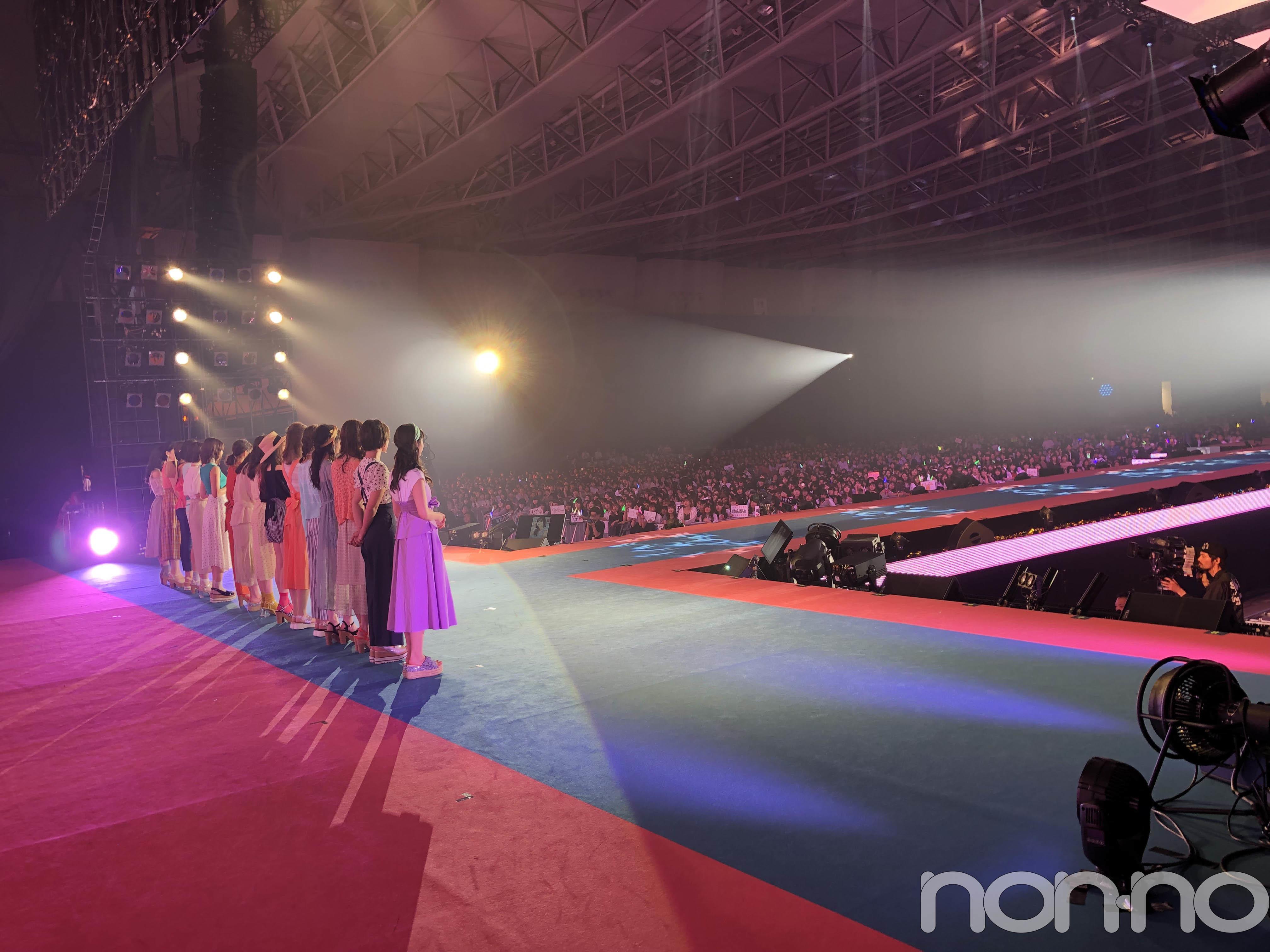 【WEB限定!】『ガールズアワード2019ss』non-noステージの舞台裏オフショット公開♡_1_2-10