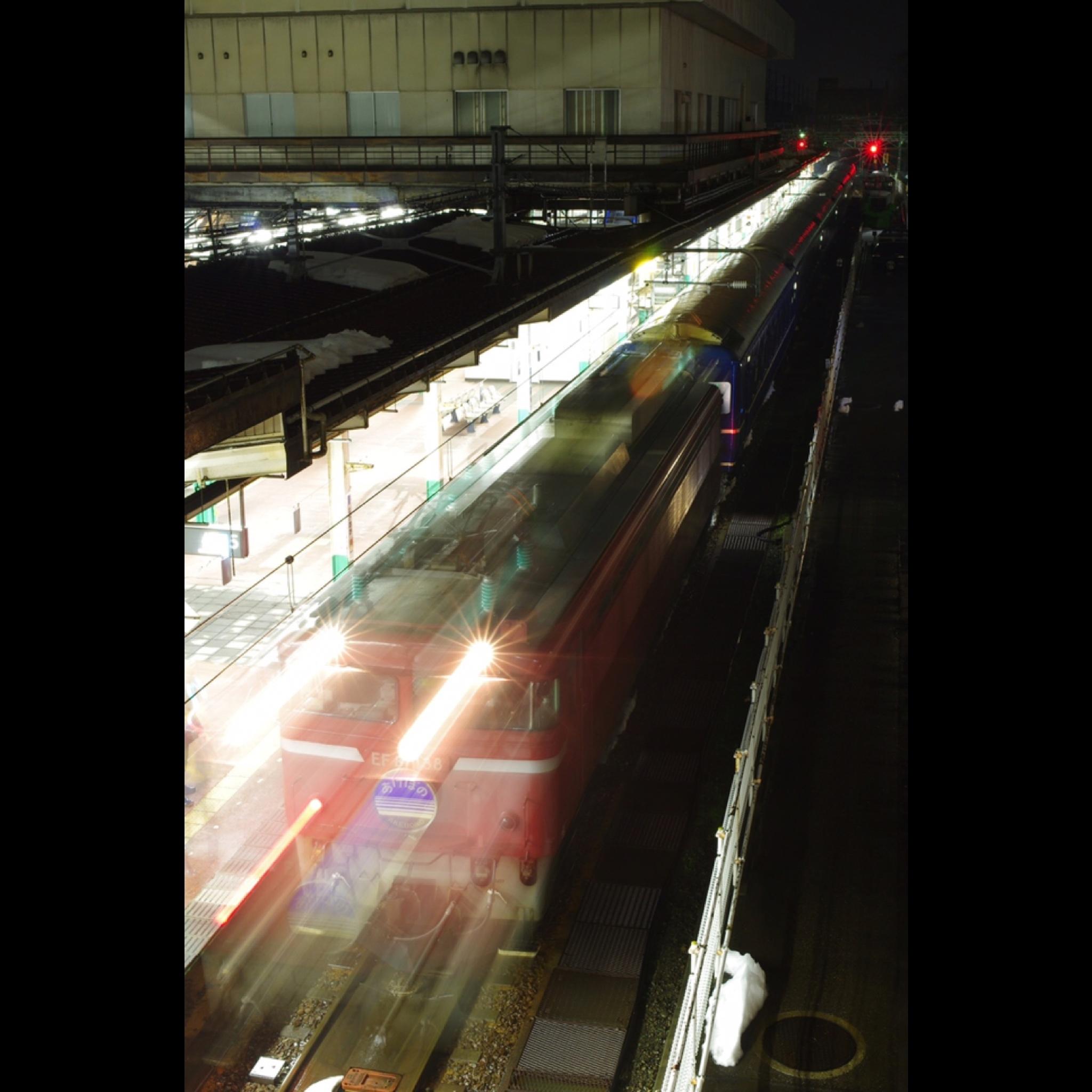 金沢行き夜行列車の思い出。_1_1-2