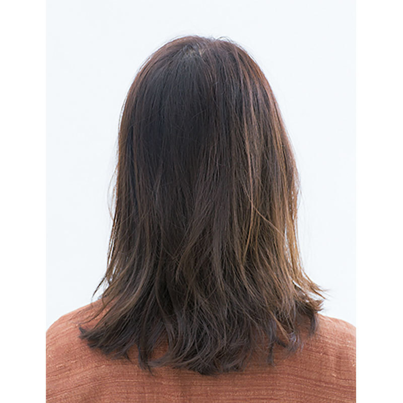 40代に似合う髪形人気ヘアスタイル9位