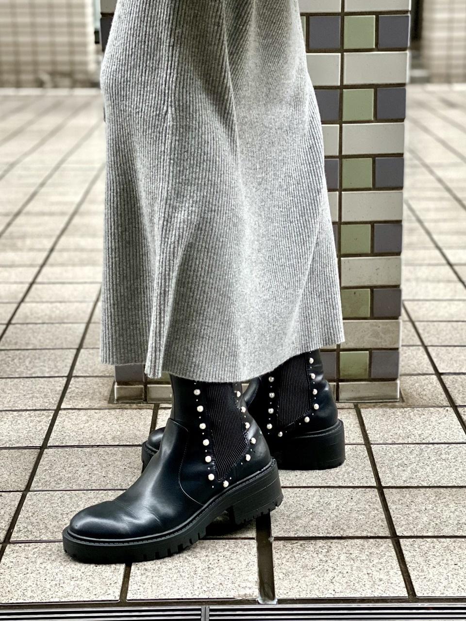 ZARAのブーツ