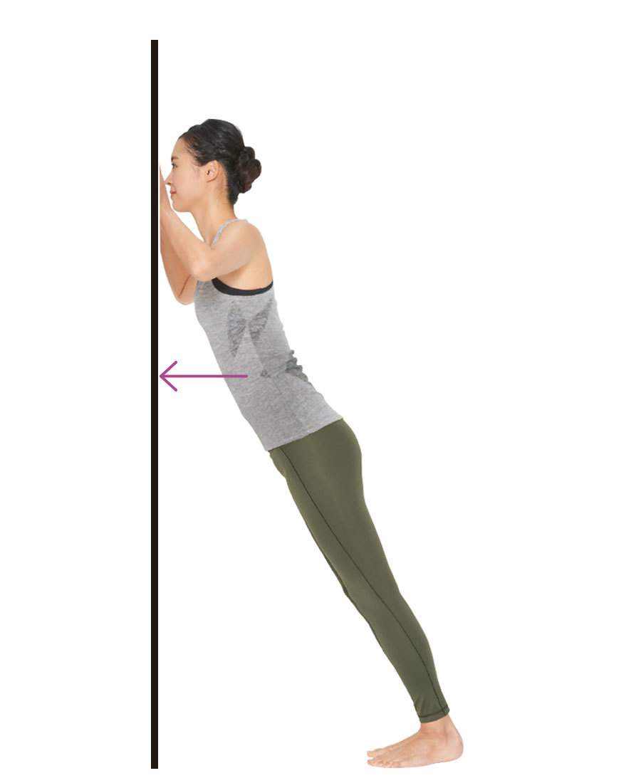 姿勢が整う!肩甲骨まわりの筋肉を強化して安定させる!【キレイになる活】_1_2-3