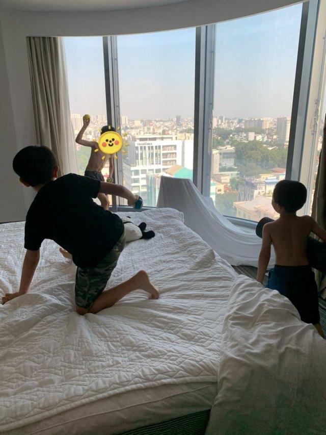ホテル隔離に持ってきたもの、子供グッズ編。_1_11