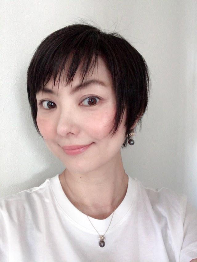 ハンサムショートにヘアチェンジしました♡_1_1-1