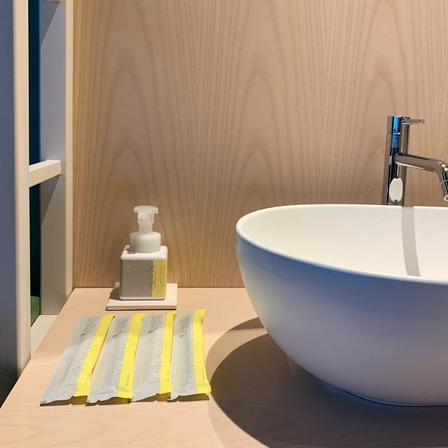 カラーをコンセプトにした水道橋toggle hotel。色に包まれた空間で過ごすひととき。_1_6-2