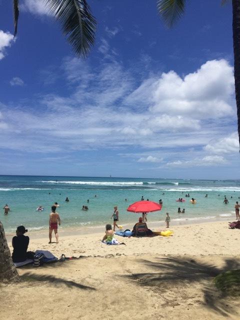 遅め夏休みin hawaii♡_1_1