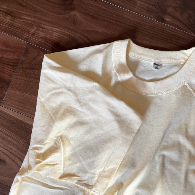 ユニクロ 今年はメンズTシャツを追加_1_3-1