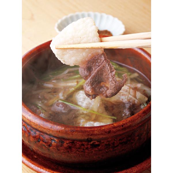 京都北大路にある和食レストラン「悠々」の熊鍋