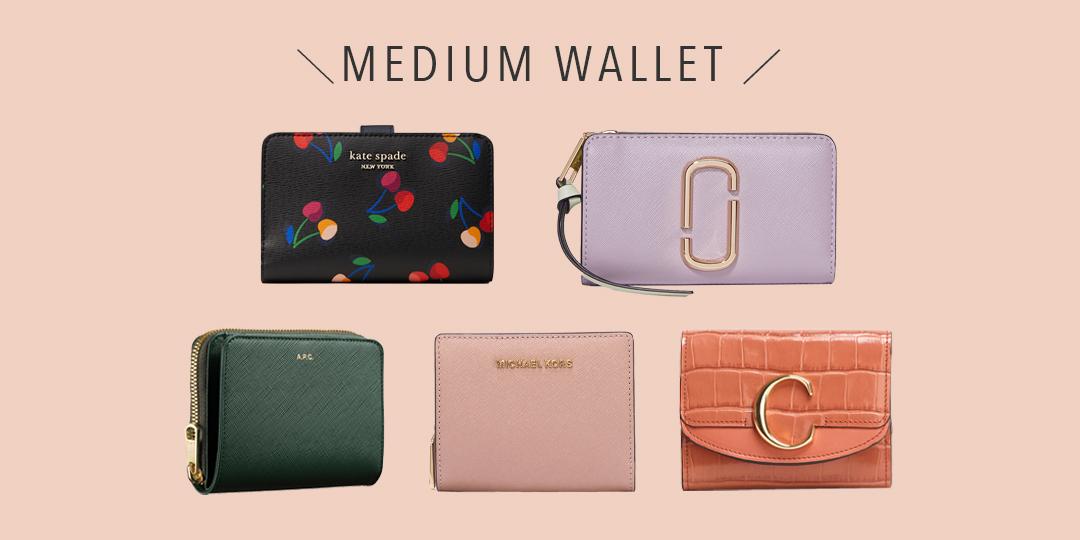 コンパクトに賢く収納! 手のひらサイズの「ミニ財布」セレクションPart2