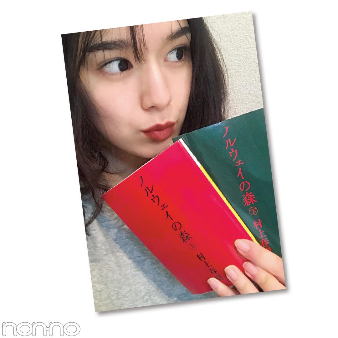 新木優子の一番好きな本は?★Models' Clipまとめ★①_1_1-2