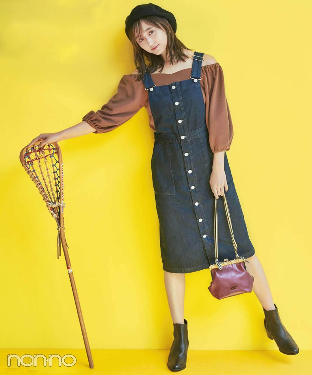 【ショートブーツコーデ】ちょっぴり色っぽガーリーコーデはシンプルなブーツで引き立てて♡