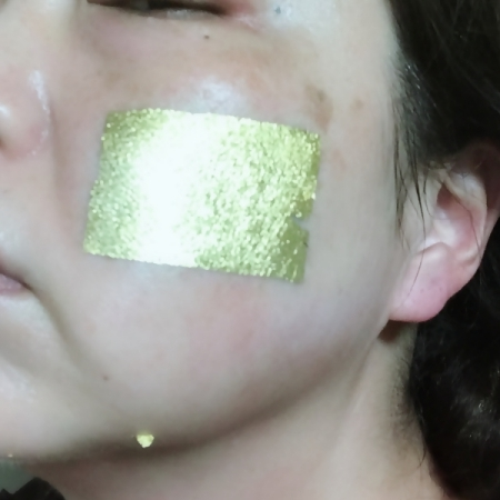HAKUZAの金箔美容−3