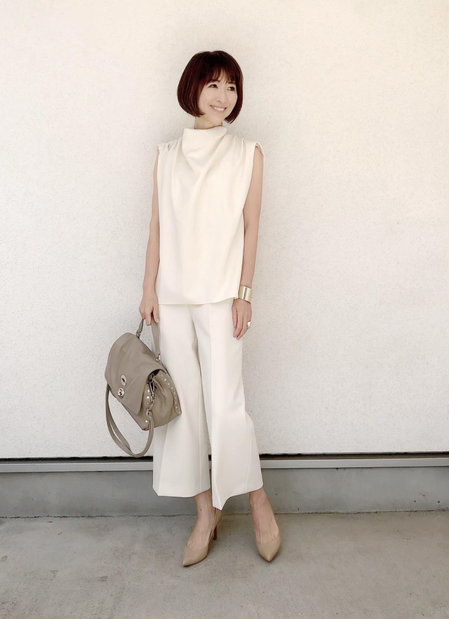 50代プチプラファッション