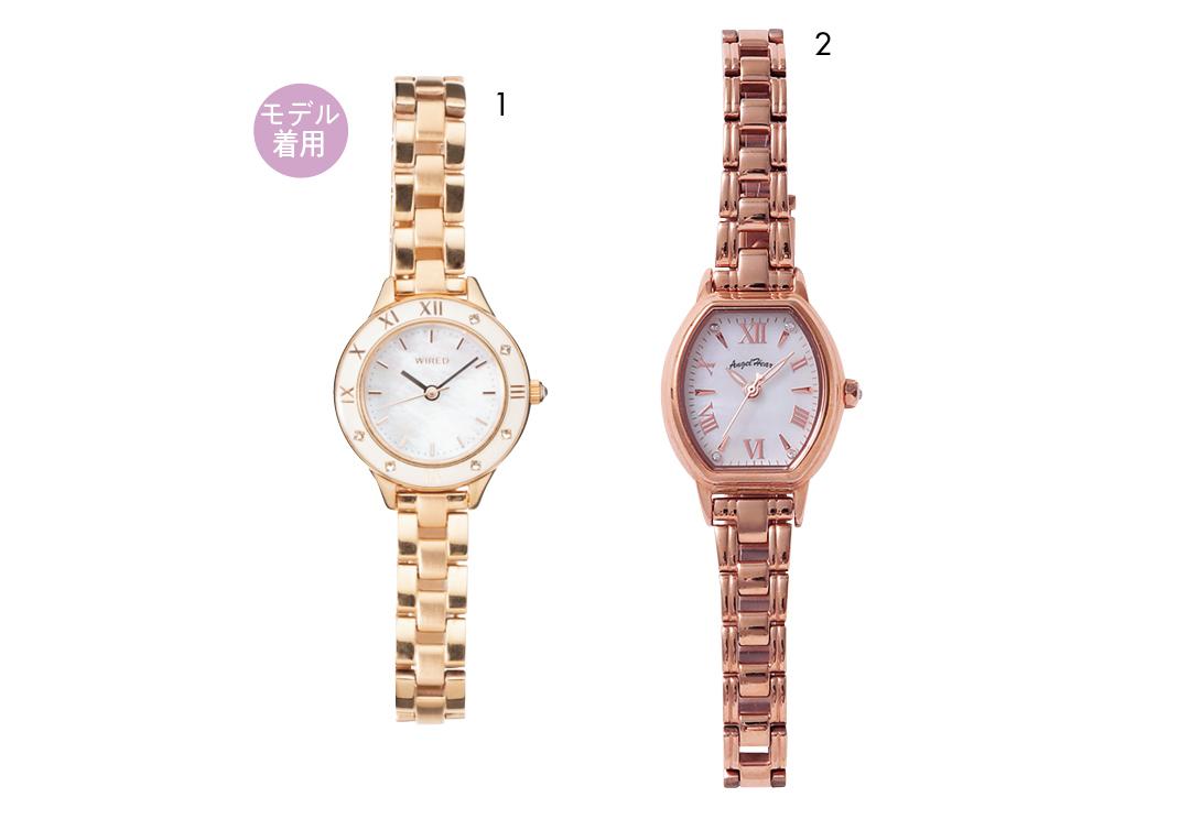 【新社会人が買うべき神アイテム10選】アクセ感覚で使える腕時計_1_4