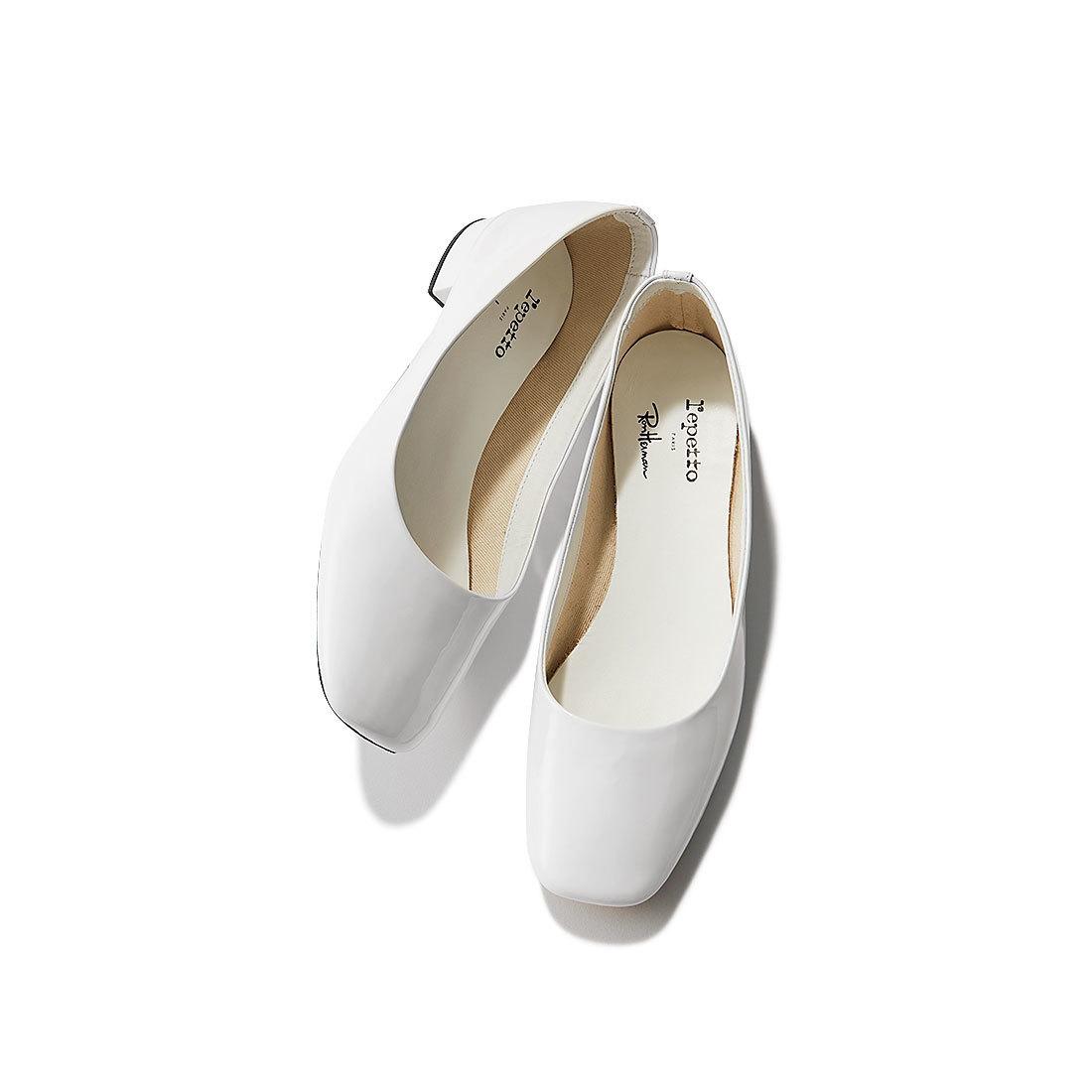 ファッション 白い靴