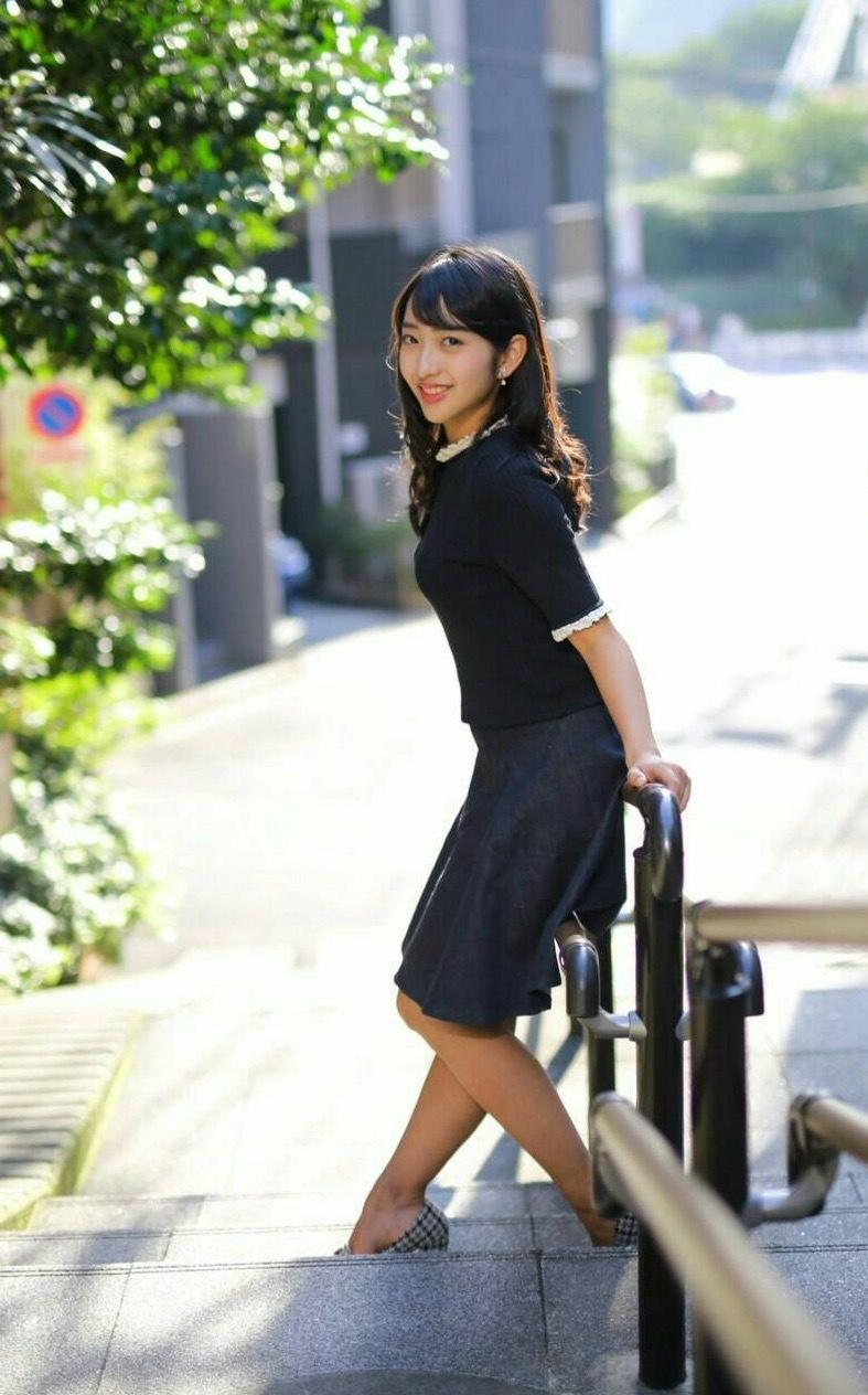 初めまして☆non-noカワイイ選抜2期生、藤本万梨乃です♪_1_2