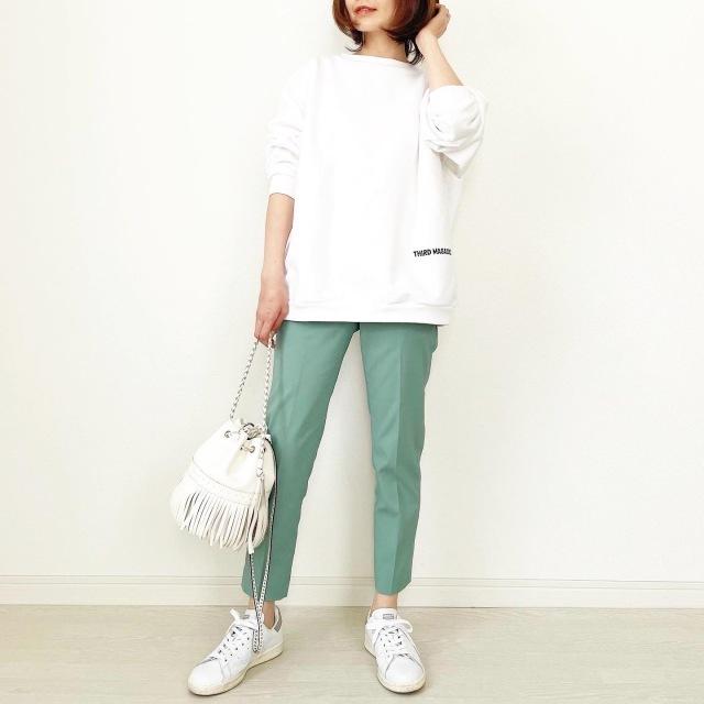 この春、きれい色を楽しむなら「カラーパンツ」がマスト! 40代に似合うカラーパンツ総まとめ|アラフォーファッション_1_30