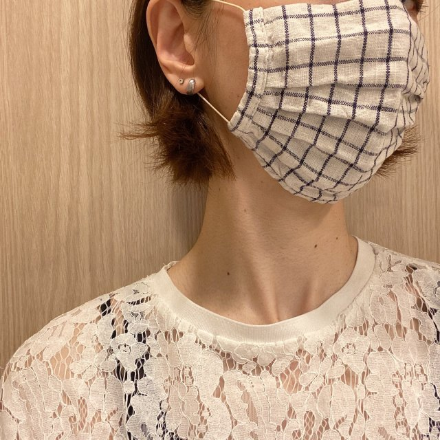 fog linen workのリネンマスクで快適マスク生活❤︎_1_3