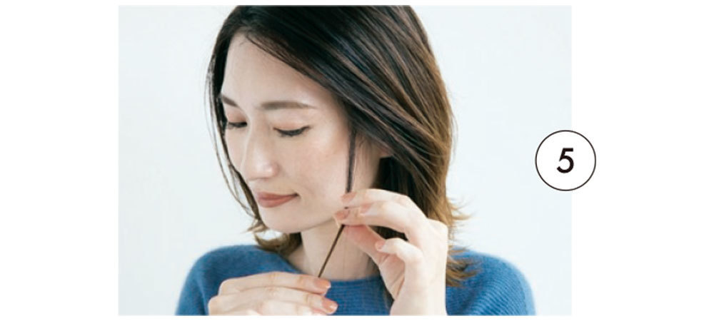 普通毛〜太毛・毛量多めの人のためのヘアオイル6