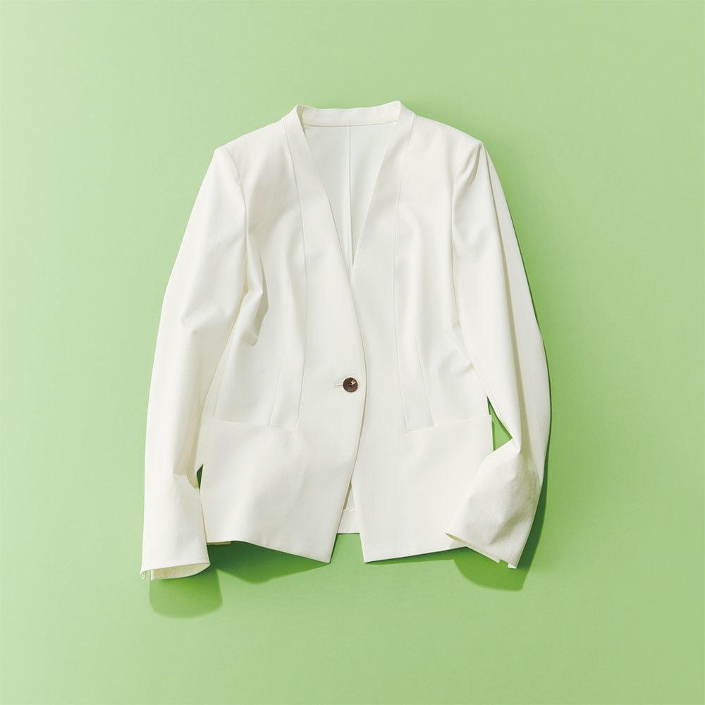 40代ファッション2019年夏のお仕事服_ジャケット