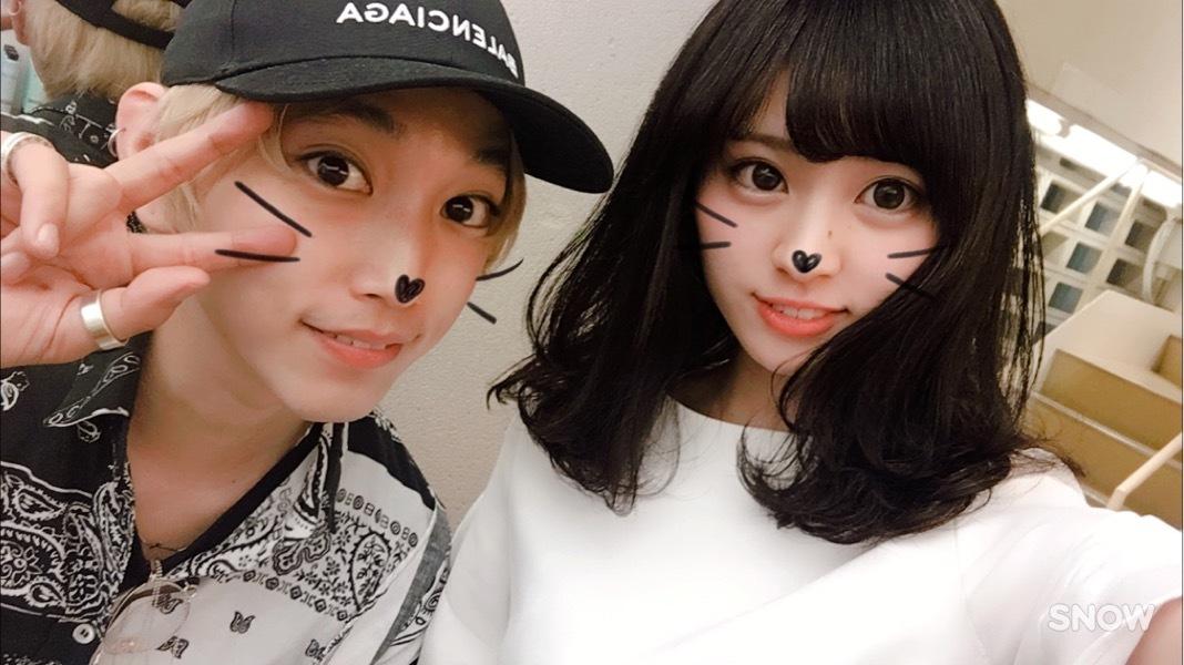 黒髪女子必見♡ 透明感抜群カラー_1_7