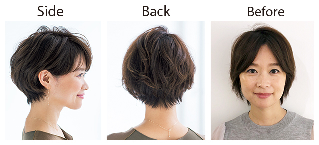 【1カ月前】まずはサロンでふんわりヘア仕込み!【同窓会までに髪のボリュームアップ大作戦】_4_2