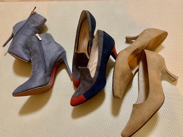 秋の靴♡ まずはヘビロテ間違いなしの定番から揃えました。_1_1
