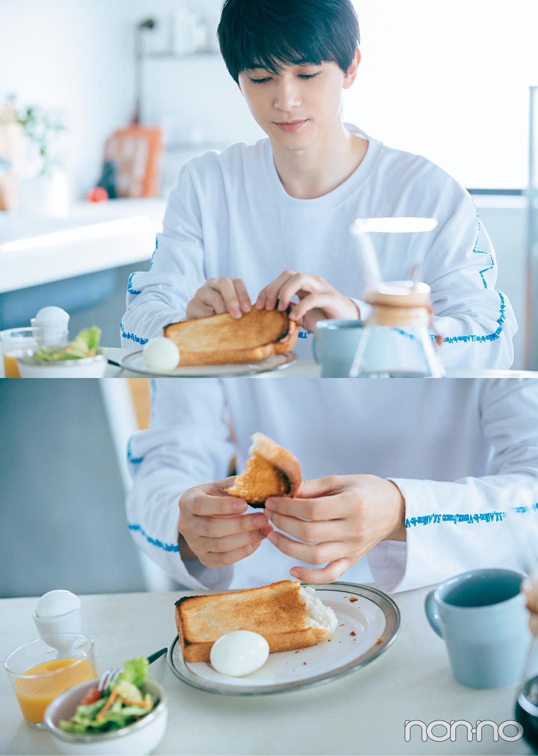 吉沢亮さんが、女子に作ってほしい料理は?【吉沢亮までの距離PART2】_1_3