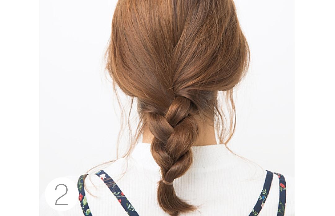 キャップの日のヘアアレンジ★ミディアム以上&ボブのモテヘアはこれ!【夏美容の100のアンサー!】_1_5