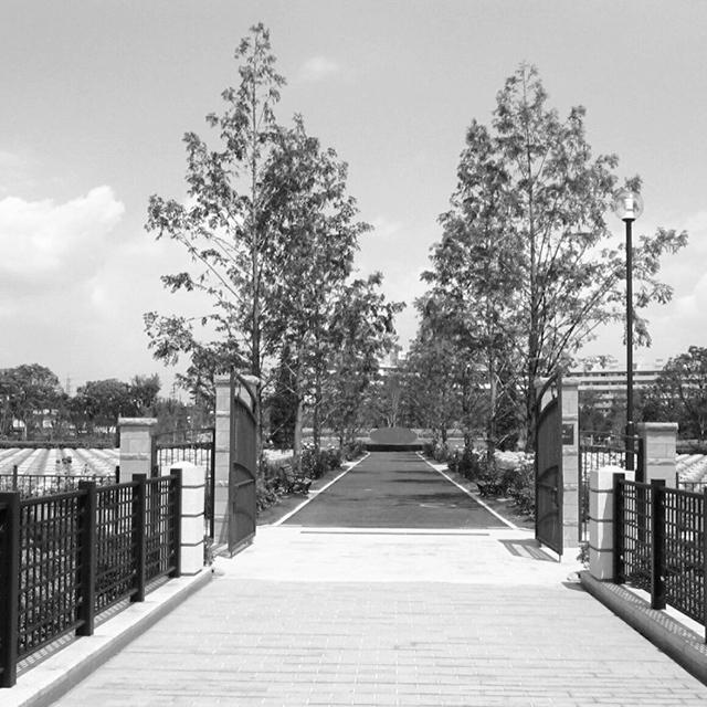横浜市営墓地 メモリアルグリーン