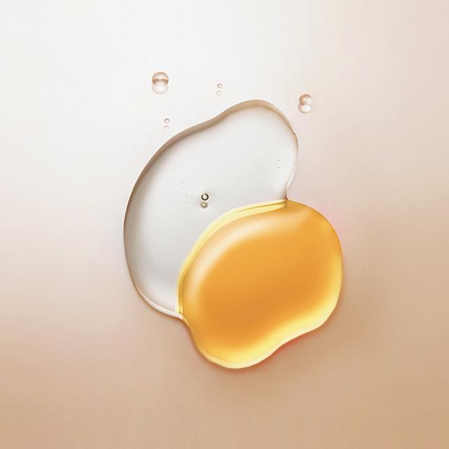 ウォーターセラム7:オイルセラム3の黄金バランス