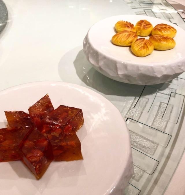 広東料理の最高峰Lung King Heen(龍景軒)へ_1_1-4
